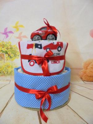 τουρτοπανα diapercake Little car