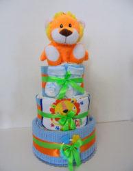 diaercake Baby lion