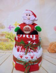 μωροτουρτα My first Christmas