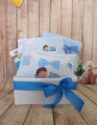 Υφασμάτινο κουτί baby gift box