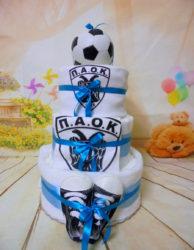 diapercakes ΠΑΟΚ