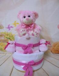 Μωροτουρτα θαυματάκι ροζ