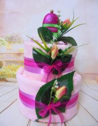towel cake bourjois