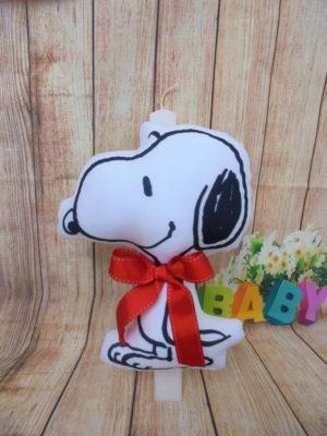 Πασχαλινή λαμπάδα Snoopy