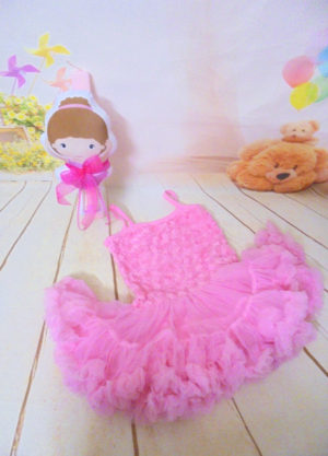 Σετ λαμπάδα και φορεμα μπαλαρινα
