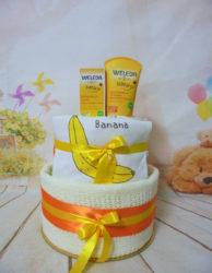 2όροfo diaper cake Weleda baby unisex