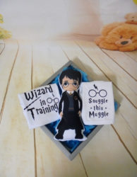 Harry potter baby gift box