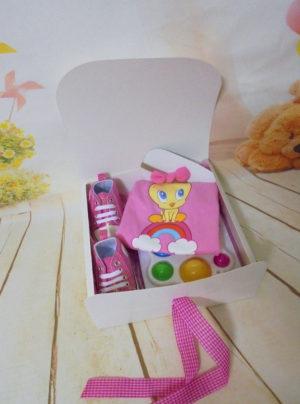 baby gift box Tweety 6-9 μηνών