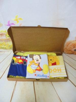 baby gift box all cartoon