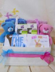 Baby gift box beatifull twins