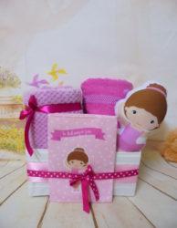baby gift box μικρή μπαλαρίνα