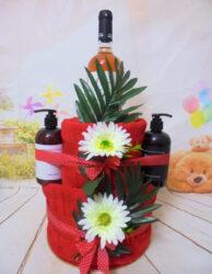 towel cake botanica and wine